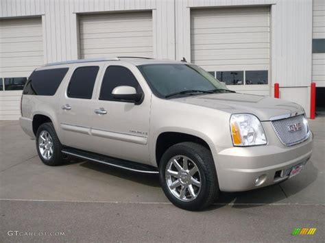 2007 gold mist metallic gmc yukon xl denali awd 26125271 gtcarlot car color galleries