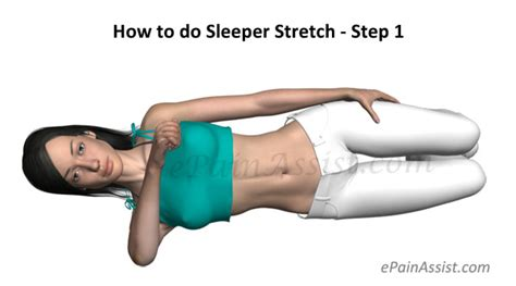 Sleepers Stretch by Sleeper Stretch Benefits Dangers How To Do Sleeper Stretches