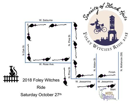 foley witches ride  gulfcoastnewstodaycom
