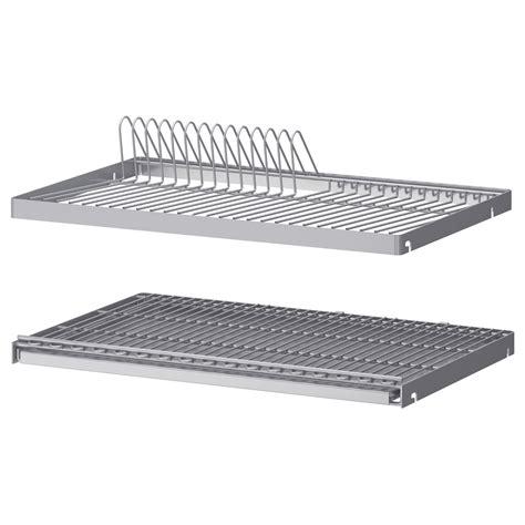 ikea dish rack utrusta dish drainer for wall cabinet 60x35 cm ikea