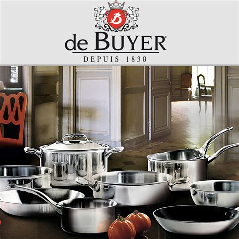dei buyer de buyer non stick frypan 20 cm affinity de buyer shop