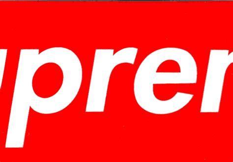 Supreme Stickers Box Logo Original 1 box logo supreme sticker