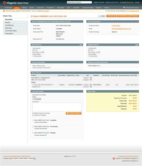 magento layout xml order add custom section in admin sales order view in magento