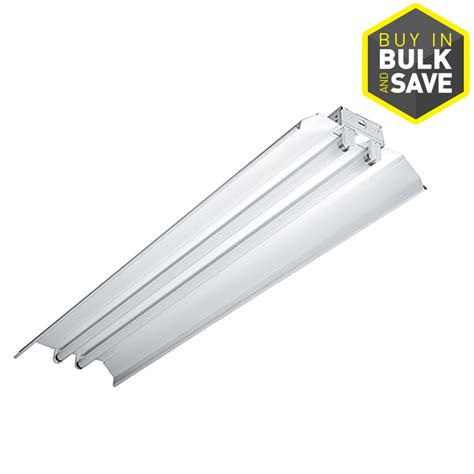 lowes fluorescent shop lights shop metalux icf series fluorescent light common 4