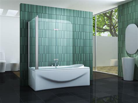 badewannen duschabtrennungen duschtrennwand f 252 r badewanne das beste aus wohndesign