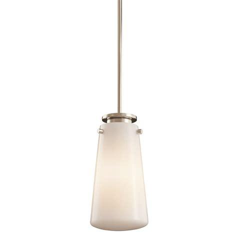 Contemporary Mini Pendant Lights Kichler Lighting 42166pn Modern Contemporary Mini Pendant Light Kch 42166 Pn