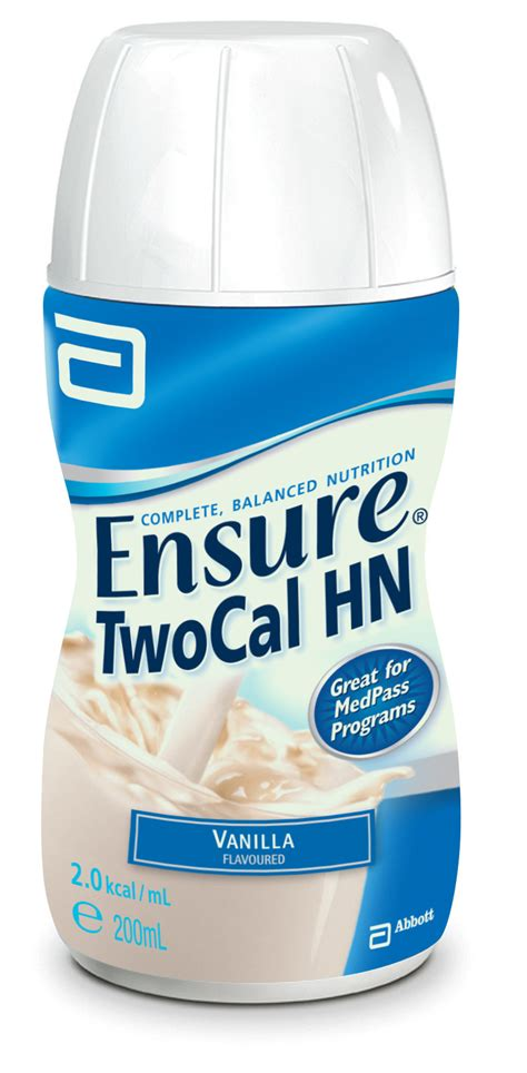 And Hn two cal hn can 237ml axcess nutrition
