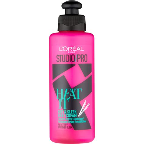L Oreal Studio Look l or 233 al studio pro heat it and sleek heat