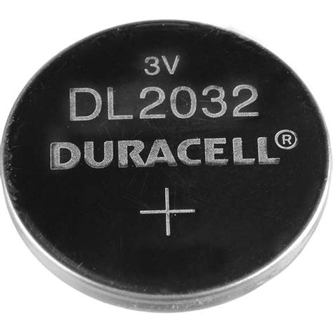 Baterai Cr2032 3v duracell cr2032 3v lithium button battery dl2032b b h photo