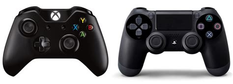 ps4 dualshock 4 vs xbox one controller on reader s feature metro news