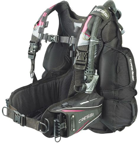 cressi travel light lady cressi sub lady air travel bcd womens bcds scuba