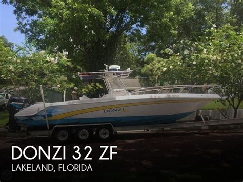 donzi boats for sale used donzi boats for sale by owner - Donzi Boat Sales Used