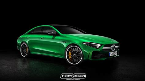 mercedes amg cls picture top speed