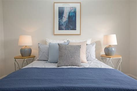 silver cushions bedroom guest bedroom master bedroom grey bedding blue throw