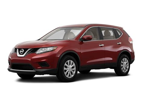 red nissan rogue 2016 nissan rogue suv stafford