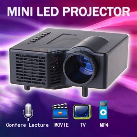 Mini Projector Led Luxeon mini projector mini led projector av digital w usb vga 17 60 display omgcar factory free jpg
