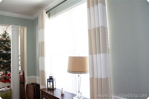 tan and white horizontal striped curtains 25 best ideas about painting horizontal stripes on