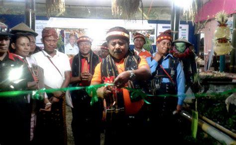 kabupaten ngada luncurkan  organik vigonews