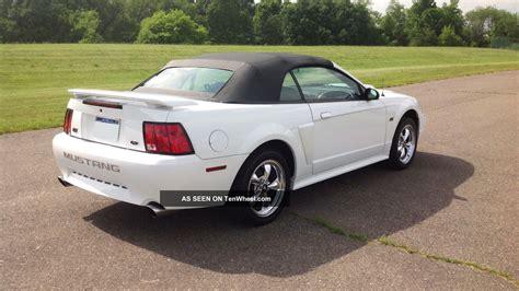 2003 gt mustang 2003 ford mustang gt premium convertible