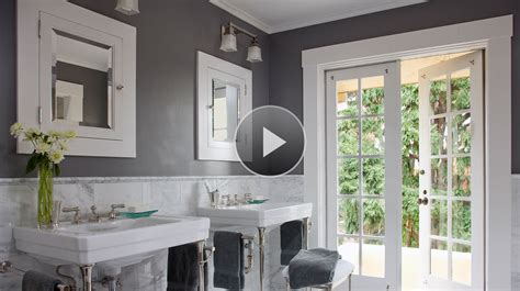 our favorite bathroom paint colors