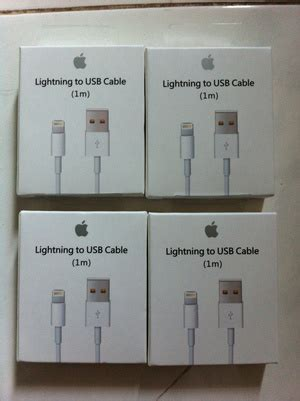 Dijamin 5 In 1 Kabel Charger Usb Sync Data For Smartphone Jual Kabel Charger Lightning Iphone5 Iphone6 Air Mini