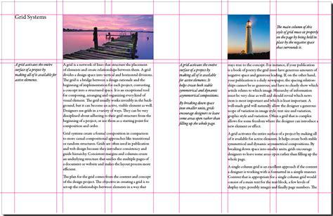 3 column layout web design 3 4 organizational principles graphic design and print