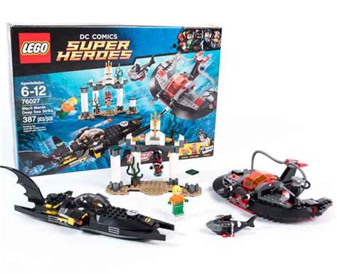 Sale Lego 76027 Heroes Black Manta Sea Strike lego heroes black manta sea strike 76027 pley buy or rent the coolest toys