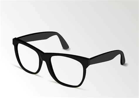 thick frame glasses by superawesomevectors on deviantart