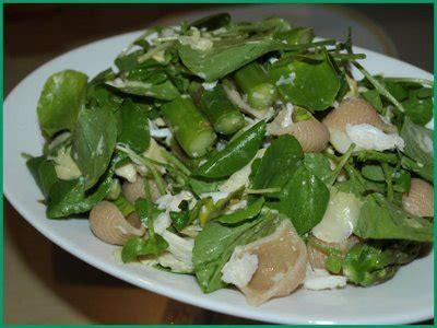 Sprei Set Pasta Salur verde pasta salad with crab