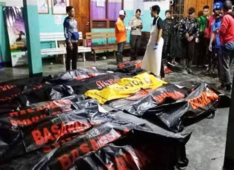 tragedi kemanusiaan jayapura   tewas akibat banjir