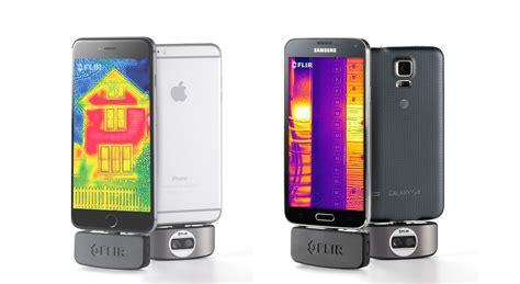 iphone thermal camera thermal imaging blog
