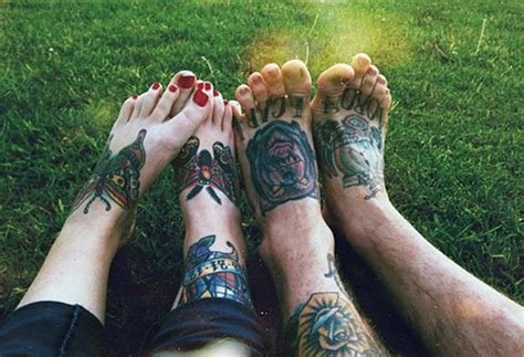 male foot tattoos 100 gorgeous foot design you must see