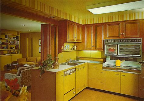 1970s kitchen 1970s architectural digest kitchen flickr photo sharing