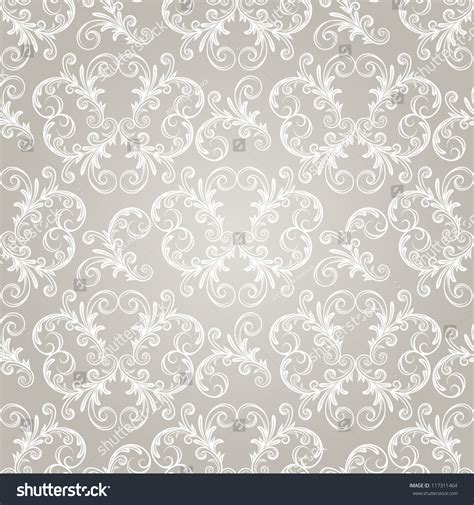 gradient background pattern vector vector seamless vintage wallpaper pattern on gradient