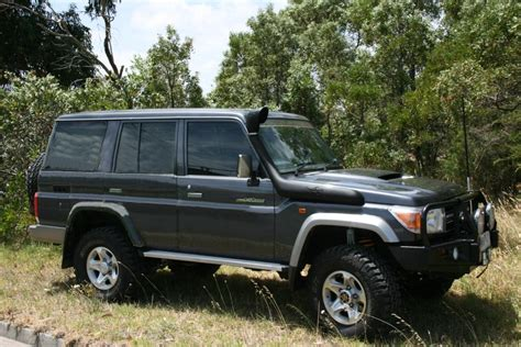 Toyota Landcruiser 76 Series Review Nuts About 4wd 76 Series Toyota Landcruiser 2008 Onwards