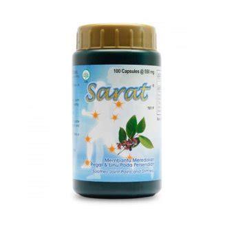 borobudur herbal sarat menurunkan kadar asam urat 100