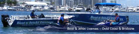 boat license course jacobs well free gps marks boat licence gold coast boat licence
