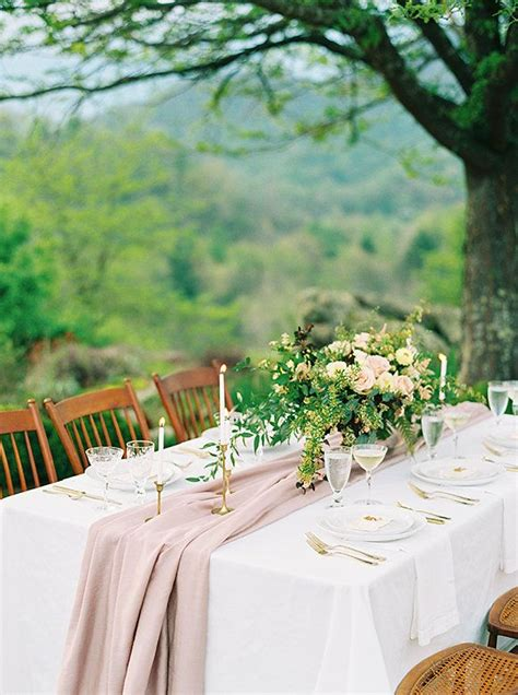 wedding reception table runners 25 best ideas about wedding table runners on