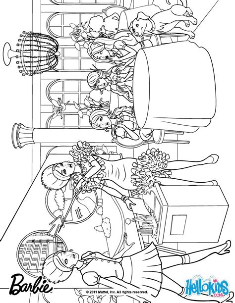 Delancy Is Unhappy Coloring Pages Hellokids Com Coloring Pages Princess Charm School