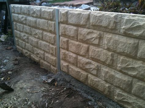 Garden Wall Blocks Retaining Wall Block Picture Farmhouse Design And