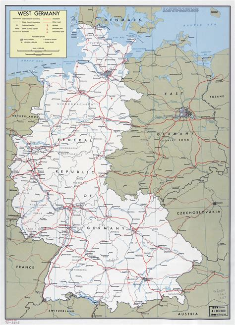 map of western germany map of west germany with cities bearsjerseysshop