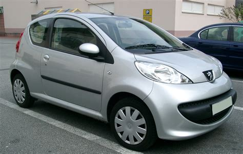 who makes peugeot peugeot 107 photos informations articles bestcarmag com