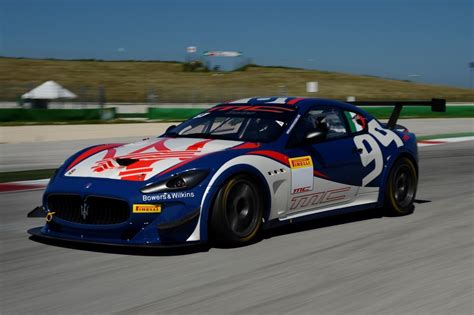 Maserati Race Car 2013 Maserati Trofeo Mc World Series Starts This Weekend