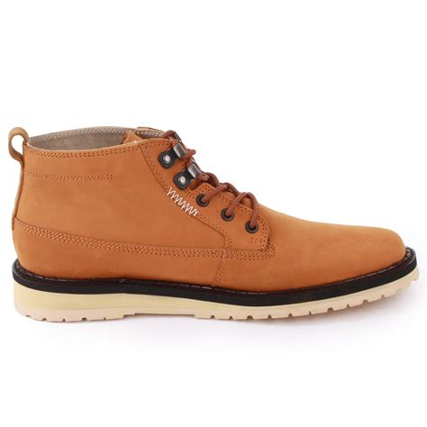 lacoste delevan 11 mens ankle boots in