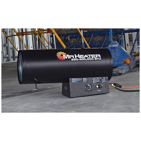 Propane Forced Air Garage Heater by Mr Heater 400 000 Btu Forced Air Propane Heater With