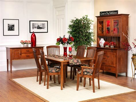Shaker Style Dining Room Furniture Shaker Dining Room Furniture Trend Home Design And Decor