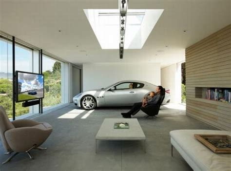 living in a garage house design news homedit com interior design
