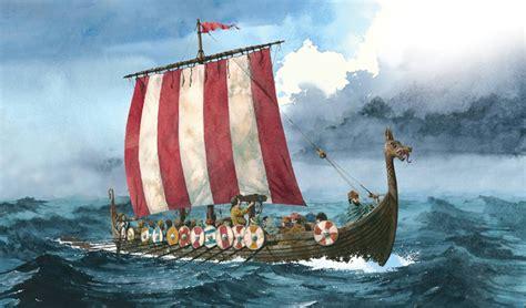 viking longboat exhibition seeks ghosts newfoundland s viking ghost ship