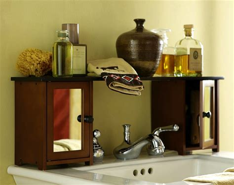 shelf over bathroom sink bathroom designs over the bathroom sink shelf and tone wooden mirrored over the sink