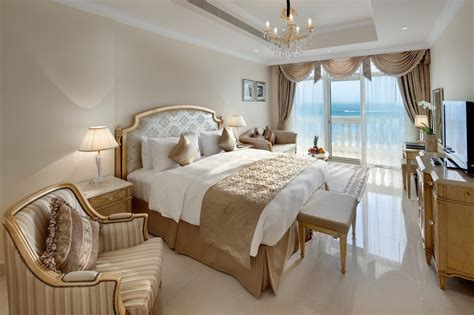 One Bedroom In Dubai Kempinski On The Palm Largest Suites In Dubai The